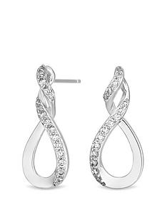 simply-silver-simply-silver-cubic-zirconia-infinity-top-twist-drop-earring
