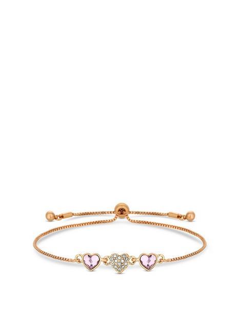 jon-richard-swarovski-light-rose-dancing-heart-toggle-bracelet