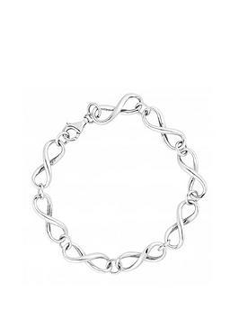 simply-silver-infinity-link-bracelet