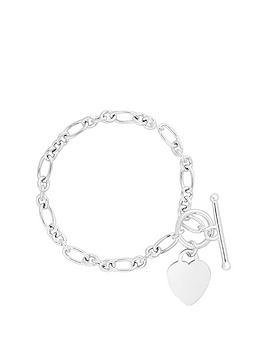simply-silver-t-bar-heart-bracelet