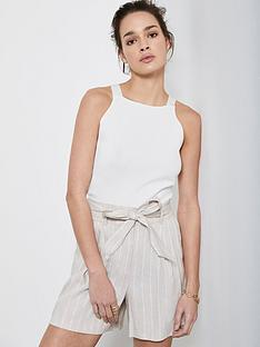 mint-velvet-mint-velvet-ivory-simple-high-neck-vest