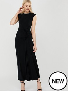 monsoon-melissa-trim-maxi-dress-black