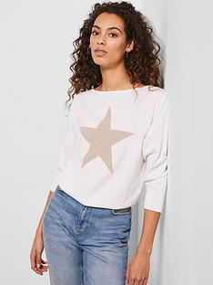 mint-velvet-star-front-stitch-jumper-ivorynbsp