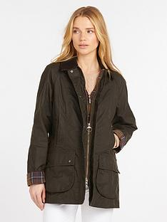 barbour-beadnell-wax-jacket-olive