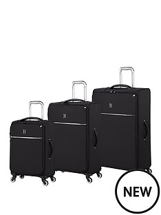 it-luggage-glint-3pc-luggage-set-black-with-white-trim