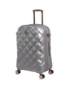 it-luggage-opulent-silver-medium-suitcase