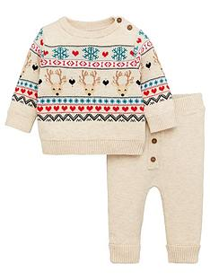 mini-v-by-very-baby-christmas-fairisle-knitted-outfit-oatmeal