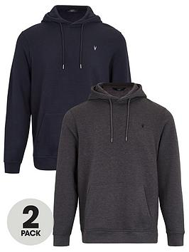 very-man-essential-2-pack-oh-hoodie-navycharcoal