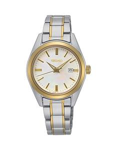 seiko-sur634p1nbspladies-bi-colour-stainless-steel-mother-of-peal-dial-bracelet-watch