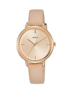 lorus-lorus-pink-leather-strap-pink-dial-womens-watch