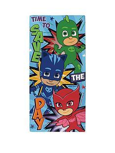 pj-masks-save-the-day-towel