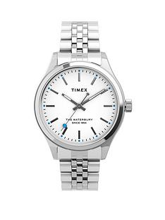 timex-timex-waterbury-neon-heart-silver-bracelet-watch