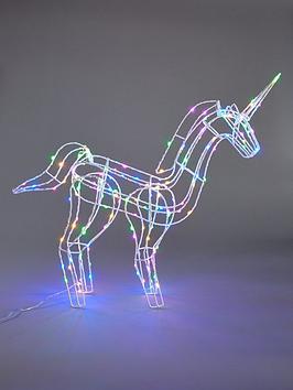 festive-3d-pastel-dewdrop-unicorn-christmas-decoration