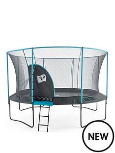 tp-14ft-genius-round-trampoline