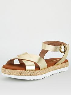 barbour-esme-strappy-sandal-gold