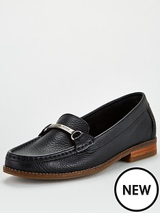barbour-elsie-loafer-black