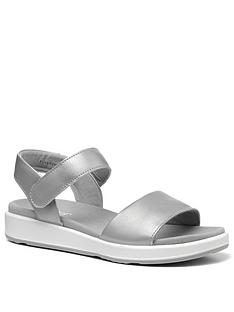 hotter-play-wide-fit-ankle-strap-sandals-platinnum