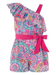 monsoon-girls-sew-inca-one-shoulder-playsuit-pink