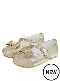 monsoon-baby-gracie-glitter-toe-cap-walker-shoe--gold