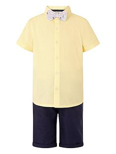 monsoon-boys-louis-linen-3-piece-short-shirt-and-bow-tie-lemon