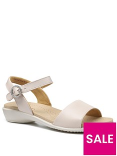 hotter-tropic-wide-fit-ankle-strap-sandals-beige