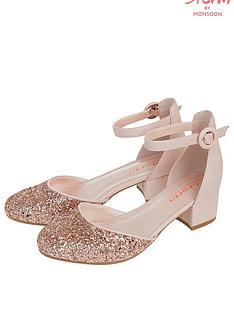 monsoon-girls-storm-priya-glitter-two-part-shoe-pink