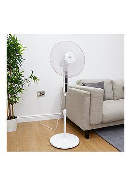 black-decker-16-inch-low-noise-digital-pedestal-fan-with-timer-and-remote