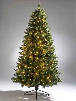7ft-regal-multifunction-pre-lit-christmas-tree