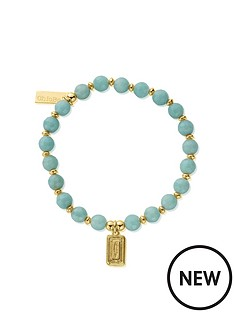chlobo-gold-plated-silver-dream-guider-bead-bracelet