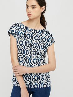 monsoon-lourde-print-linen-t-shirt-blue