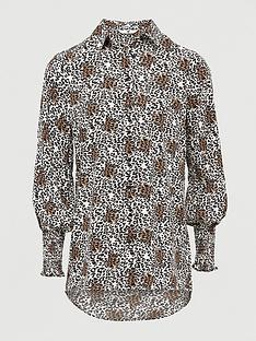 v-by-very-animal-printnbsplonglinenbspshirt-leopard-print