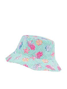 monsoon-girls-unicorn-reversible-bucket-hat-multi