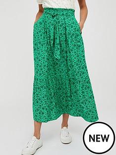 monsoon-manilla-printnbspmaxi-skirt-green