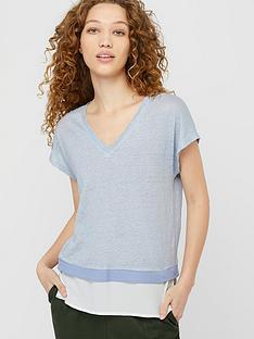 monsoon-wallace-linen-t-shirt-blue