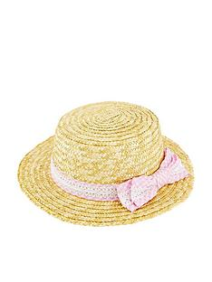 monsoon-girls-gingham-straw-lace-hat-natural