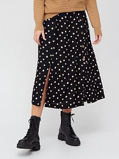 v-by-very-spun-viscose-printed-skirt-spot