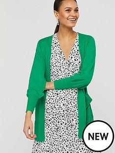 monsoon-enya-100-linen-cardigan-green