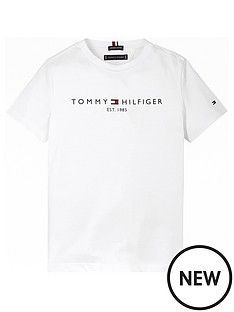 tommy-hilfiger-boys-short-sleeve-essential-logo-t-shirt-white