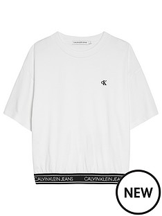 calvin-klein-jeans-girls-short-sleeve-logo-waist-t-shirt