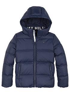 tommy-hilfiger-boys-essential-down-hooded-jacket