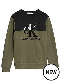 calvin-klein-jeans-monogram-colourblock-sweat