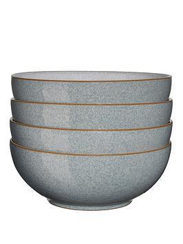 denby-elements-light-grey-cereal-bowl-set-of-4
