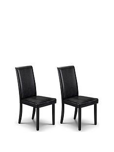 julian-bowen-pair-of-hudson-dining-chairs-black