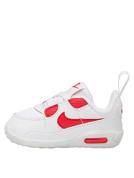 nike-air-max-90-infant-crib-shoe-white-red