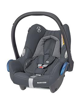 maxi-cosi-cabriofix-infant-carrier-group-0-essential-graphite
