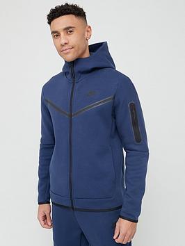 nike-nsw-tech-fleece-zip-hoodie-navy