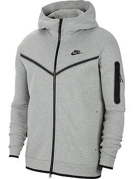 nike-sportswear-tech-fleece-zip-hoodie-grey