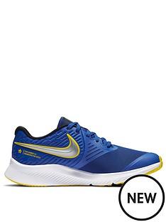 nike-star-runner-2-junior-trainers-blue