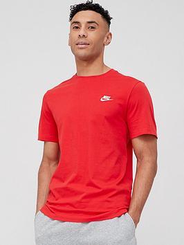 nike-sportswear-club-t-shirt-red
