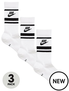 nike-sportswear-essential-socks-white